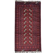 Link to 3' 5 x 6' 3 Afghan Akhche Rug