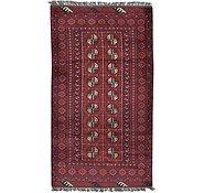 Link to 3' 5 x 6' 1 Afghan Akhche Rug