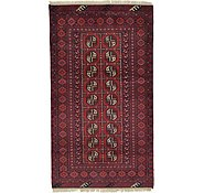 Link to 3' 5 x 6' 1 Afghan Akhche Rug