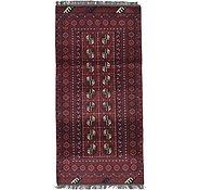 Link to 3' 2 x 6' 5 Afghan Akhche Rug