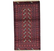 Link to 3' 4 x 6' 2 Afghan Akhche Rug