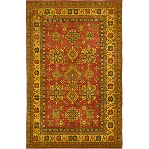 10x13 Orange Kazak  Rugs!