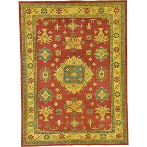 8u0027 2 x 11u0027 kazak oriental rug