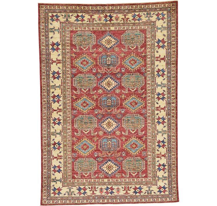 5' 8 x 8' 3 Kazak Oriental Rug