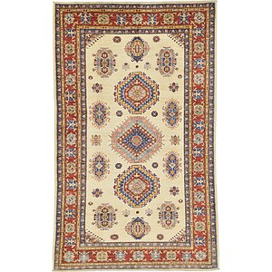 5' 6 x 9' Kazak Oriental Rug
