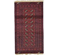 Link to 3' 3 x 5' 10 Afghan Akhche Rug