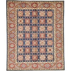8' 2 x 9' 10 Kazak Oriental Rug