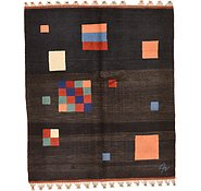 Link to 4' 4 x 5' 1 Avant-Garde Square Rug