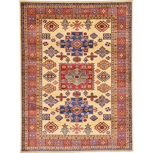 6' 11 x 9' 2 Kazak Oriental Rug