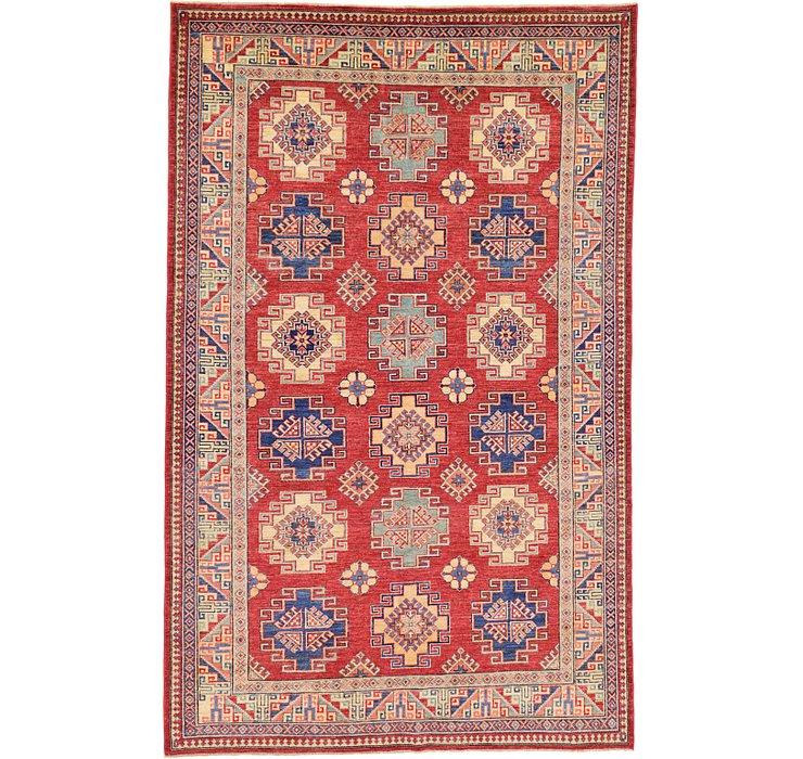 5' 7 x 8' 8 Kazak Oriental Rug