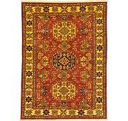 Link to 5' 7 x 7' 7 Kazak Oriental Rug