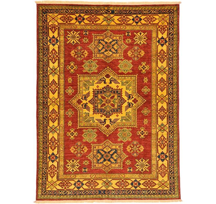 5' 9 x 7' 9 Kazak Oriental Rug