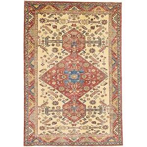5' 8 x 8' 2 Kazak Oriental Rug