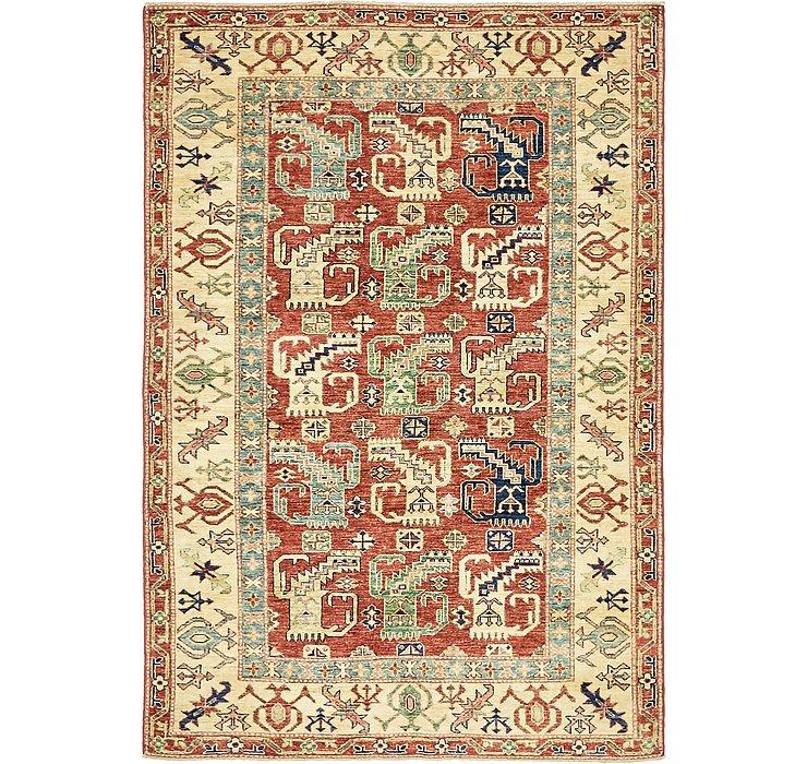 4' 7 x 6' 8 Kazak Oriental Rug