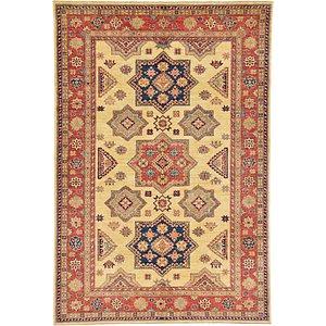 5' 10 x 8' 7 Kazak Oriental Rug