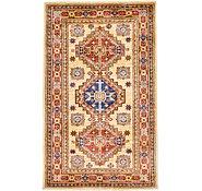 Link to 3' 7 x 4' 3 Kazak Oriental Rug