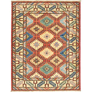 2' 9 x 3' 6 Kazak Oriental Rug