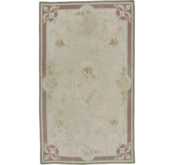 2' 10 x 4' 11 Tapestry Rug