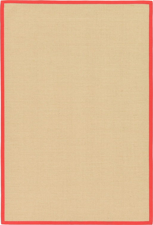 Light Beige  6' 8 x 10' Sisal