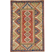 Link to 5' 6 x 8' 3 Kazak Oriental Rug