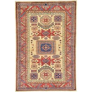 5' 7 x 8' 2 Kazak Oriental Rug