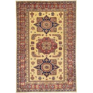 5' 6 x 8' 2 Kazak Oriental Rug
