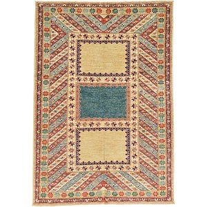 4' 10 x 6' 11 Kazak Oriental Rug