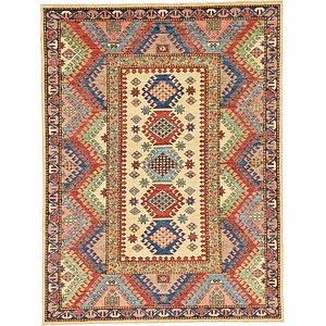 5' 10 x 7' 8 Kazak Oriental Rug