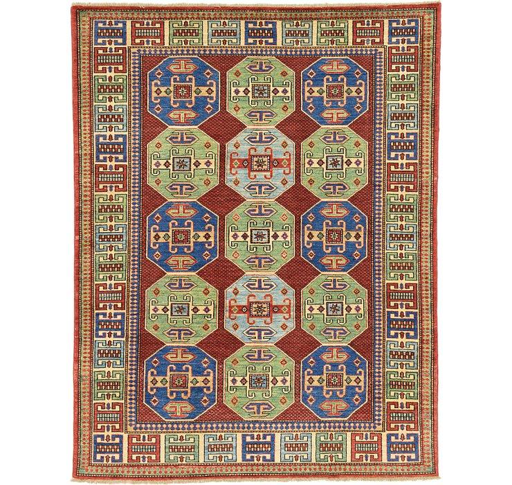 5' 8 x 7' 4 Kazak Oriental Rug