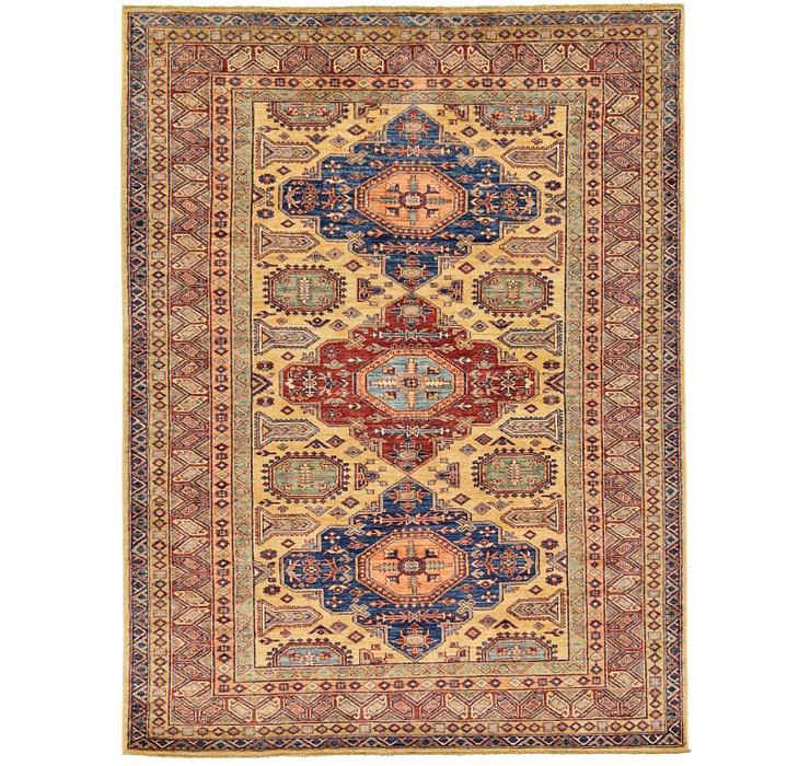 6' x 7' 11 Kazak Oriental Rug
