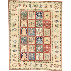 Unique Loom 4' 10 x 6' 3 Ariana Ziegler Oriental...