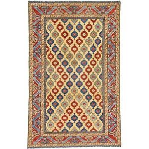 6' 7 x 10' 1 Kazak Oriental Rug
