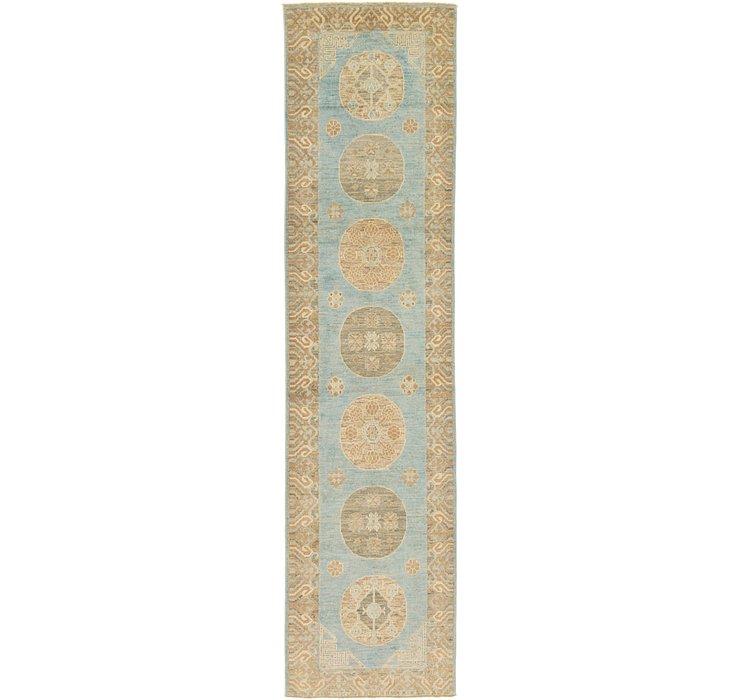 100cm x 385cm Khotan Ziegler Oriental...