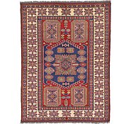 Link to Unique Loom 5' 7 x 7' 4 Kazak Oriental Rug
