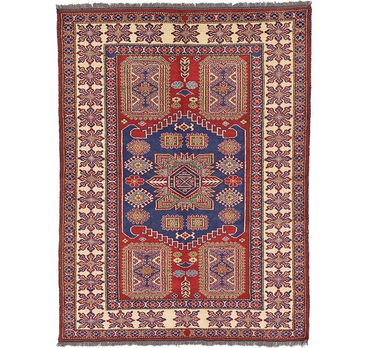 5' 7 x 7' 4 Kazak Oriental Rug