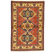 Link to 105cm x 155cm Kazak Oriental Rug