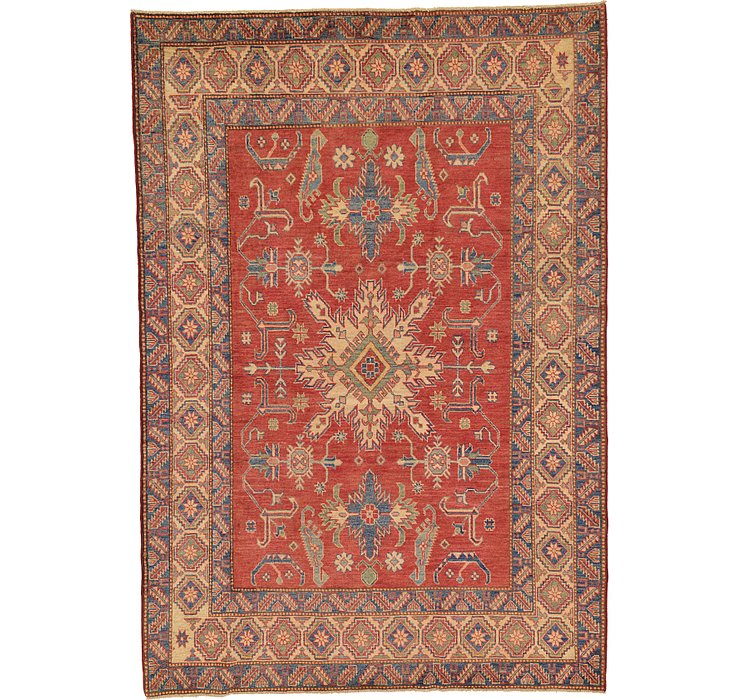6' 9 x 9' 9 Kazak Oriental Rug