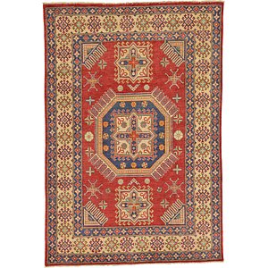 5' 11 x 8' 8 Kazak Oriental Rug