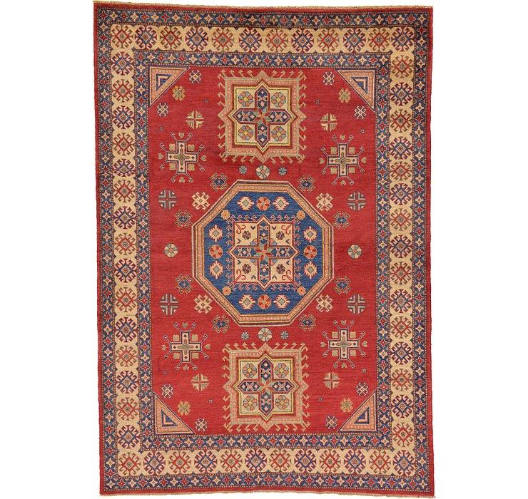 208cm x 297cm Kazak Oriental Rug
