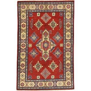 HandKnotted 3' 11 x 6' 2 Kazak Oriental Rug