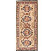 Link to 2' 3 x 5' Kazak Oriental Runner Rug