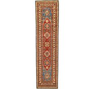 Link to 80cm x 315cm Kazak Oriental Runner Rug
