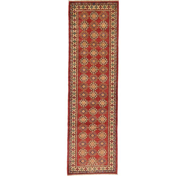 2' 9 x 9' 5 Kazak Oriental Runner Rug