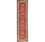 Link to 2' 10 x 10' 6 Kazak Oriental Runner Rug