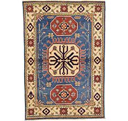 Link to 3' 5 x 4' 11 Kazak Oriental Rug