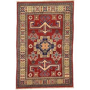 2' 9 x 4' 2 Kazak Oriental Rug