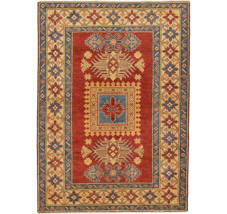 3' 9 x 5' 3 Kazak Oriental Rug