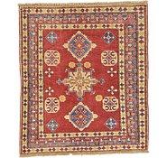 Link to 122cm x 145cm Kazak Oriental Rug
