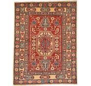 Link to 110cm x 142cm Kazak Oriental Rug