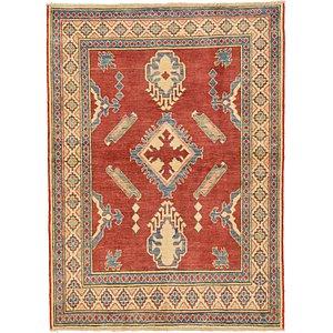 3' 10 x 5' 3 Kazak Oriental Rug